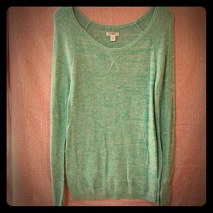 Light Green Women's Sweater